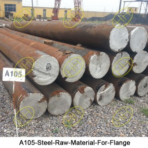 A105-Steel-Raw-Material-For-Flange