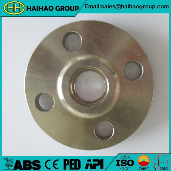 ASME B16.5 RF Socket Weld Flange