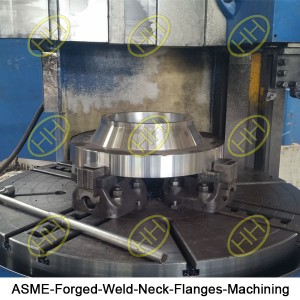 ASME-Forged-Weld-Neck-Flanges-Machining