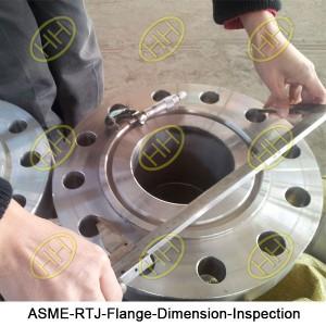 ASME-RTJ-Flange-Dimension-Inspection