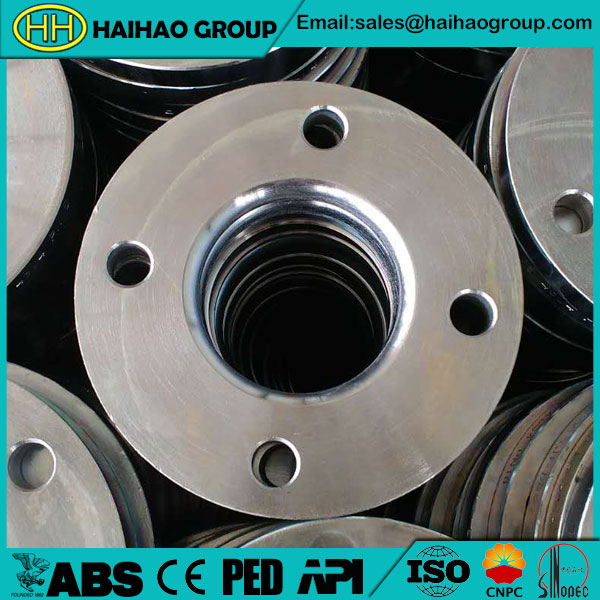 BS4504-DN65-PN16-Stainless-Steel-Custome-Slip-On-Flange-Non-standard-SO-Flanges