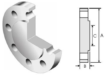 BS4504-standard-blank-blind-flange-code105-dimensions