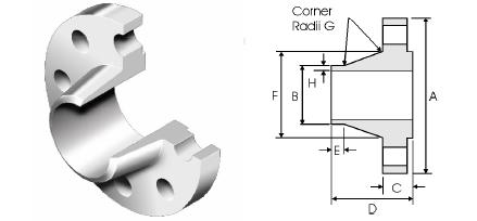 BS4504-standard-weld-neck-flange-code111