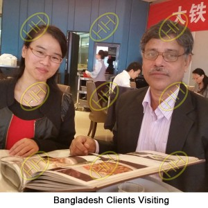 Bangladesh-Clients-Visiting