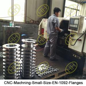 CNC-Machning-Small-Size-EN-1092-Flanges
