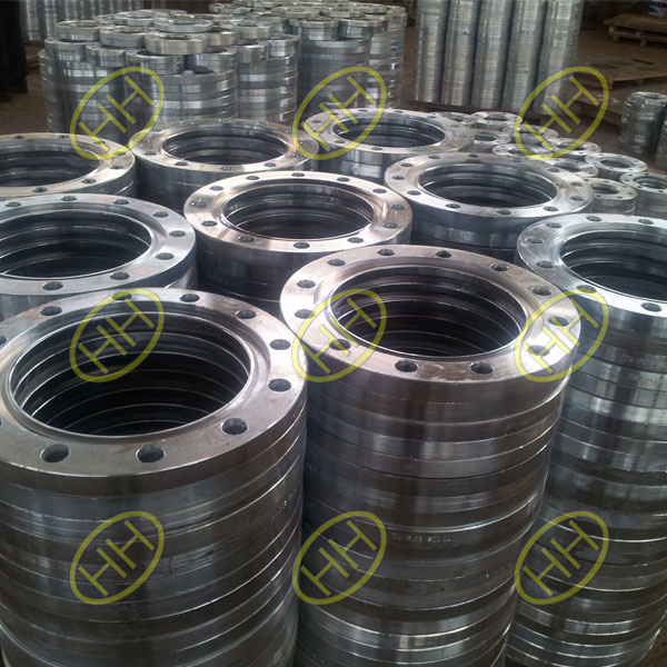 Coating-Marking-Flange-Production
