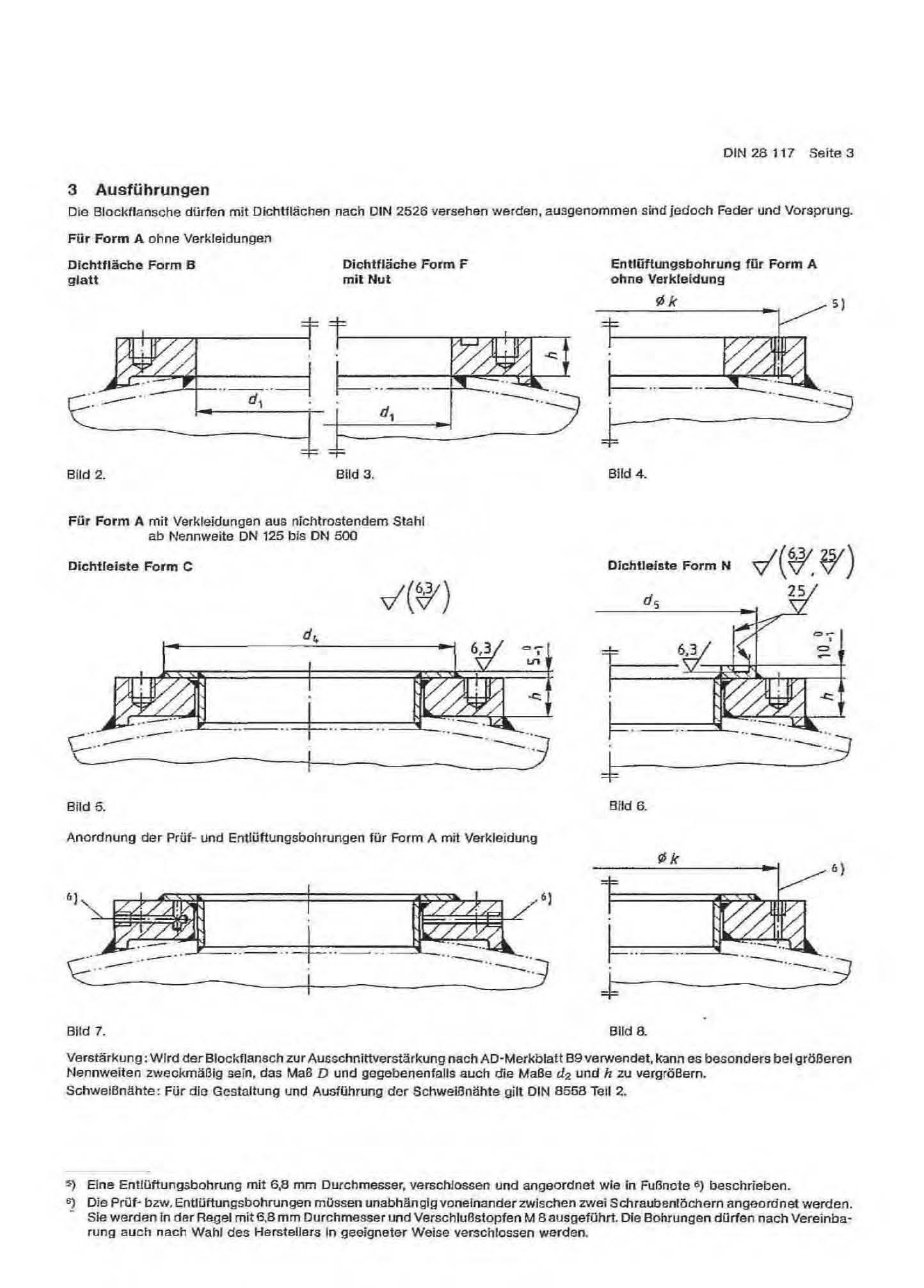 din pn16 flange dimensions pdf