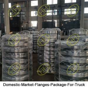 Domestic-Market-Flanges-Package-For-Truck