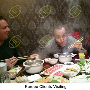Europe-Clients-Visiting