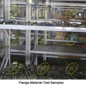 Flange-Material-Test-Samples