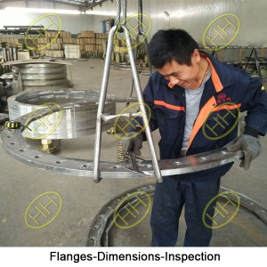 Flanges-Dimensions-Inspection