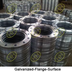 Galvanized-Flange-Surface