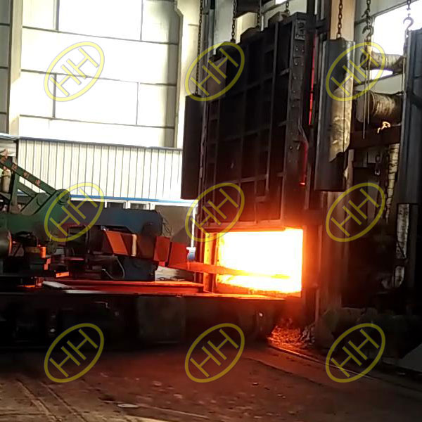 Heating-Flange-Production