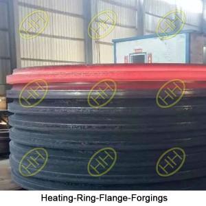 Heating-Ring-Flange-Forgings