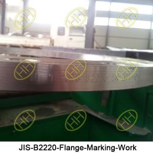 JIS-B2220-Flange-Marking-Work