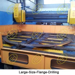 Large-Size-Flange-Drilling