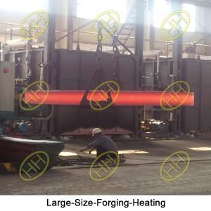 Large-Size-Forging-Heating