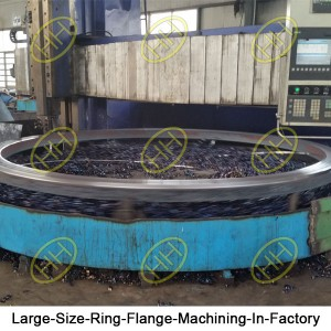 Large-Size-Ring-Flange-Machining-In-Factory