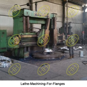 Lathe-Machining-For-Flanges