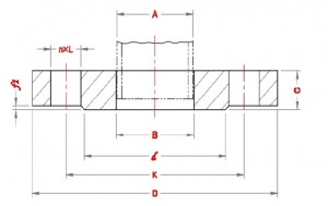 Plate-Slip-On-Flanges-Dimensions-according-to-Standard-EN-1092-1-PN6