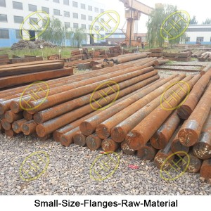 Small-Size-Flanges-Raw-Material