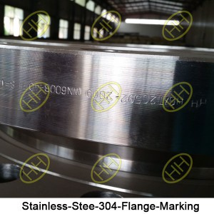 Stainless-Stee-304-Flange-Marking