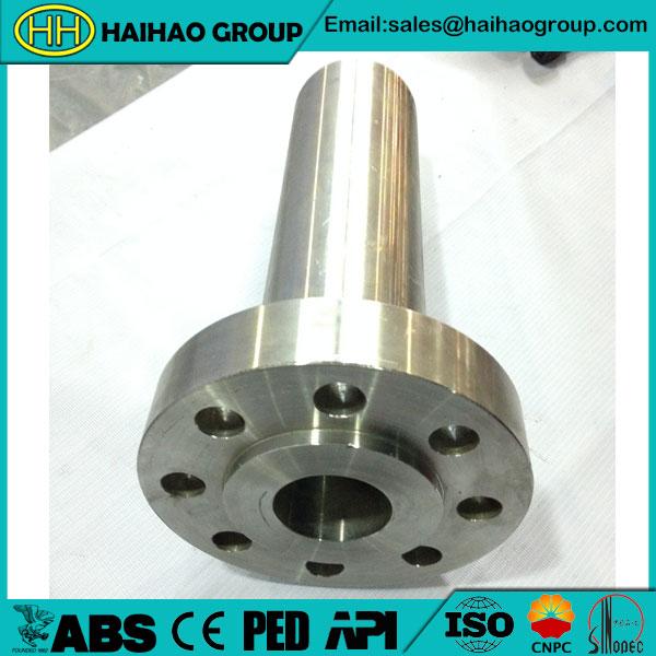 ANSI/ASME B16.5 ASTM A182 F316 RF Long Weld Neck Flange