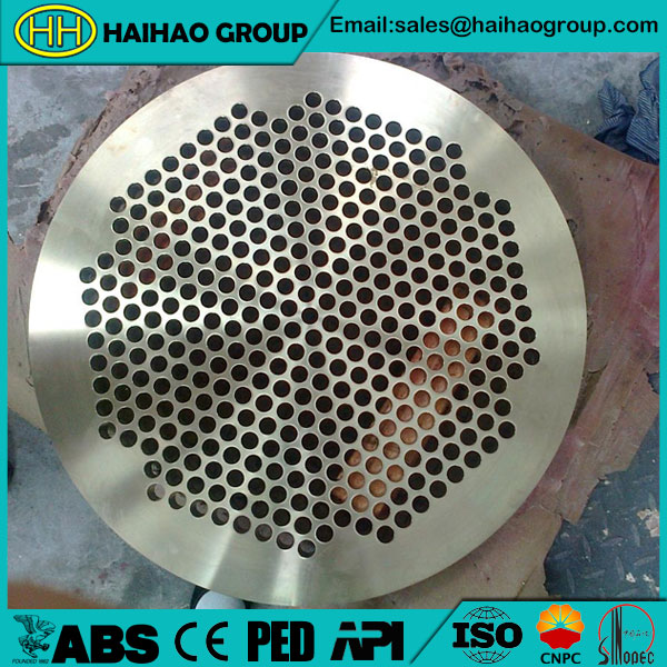 ASTM A182 F316 Tube Sheet