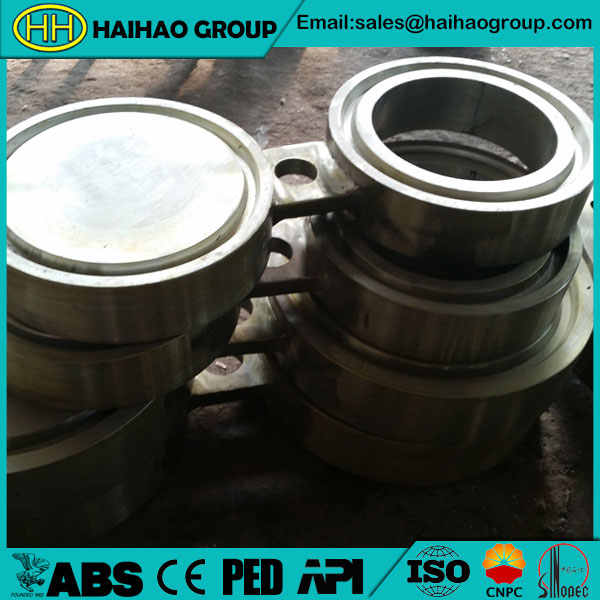 ANSI B16.48 2inch RF 600# A105 Spectacle Blind Flange