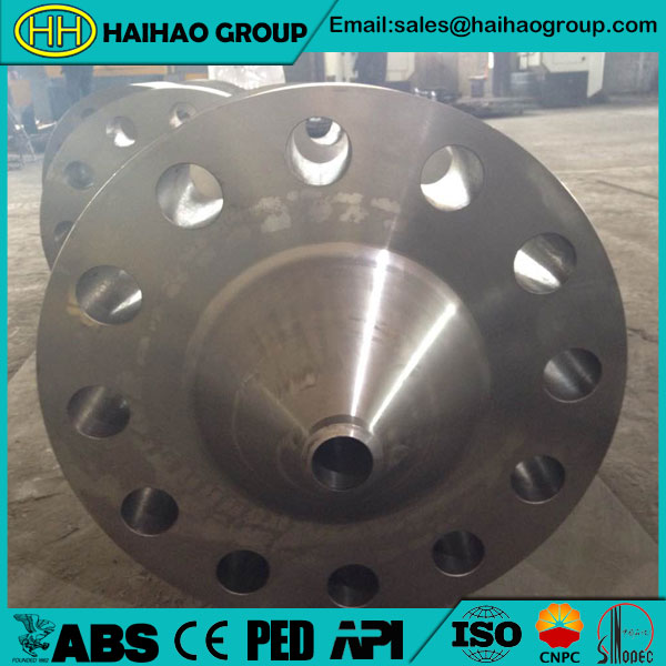 ANSI/ASME B16.47 ASTM A105 Reducing Weld Neck Flange