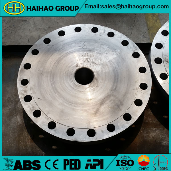ANSI/ASME B16.47 ASTM A105 Reducing Slip On Flange