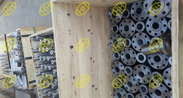 long-weld-neck-flange-lwn-packing-in-haihao-group
