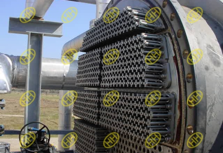 Tube-Sheet-in-heat-exchanger